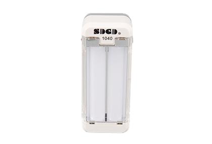 16 LED de luz recargable