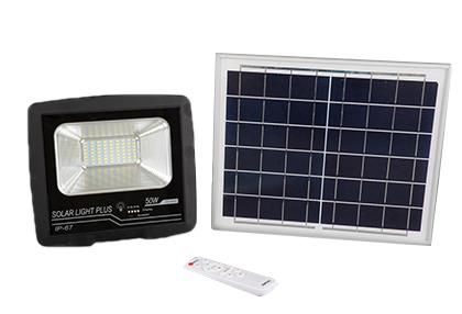 Luz solar 50W